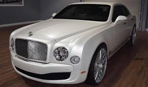 bentley mulsanne white lexani luxury wheels vehicle gallery 2014 bentley mulsanne