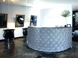 Spa Reception Desk Salon Receptionist Desks Furniture Style Explore Salon Reception