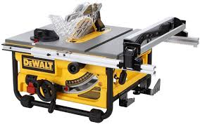 dewalt table saw rip fence extension price drop dewalt 10 portable table saw for 225