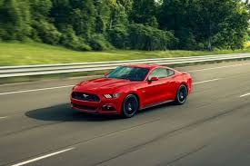 Red Mustang Black Wheels 2017 Ford Mustang Sports Car Photos Videos Colors U0026 360