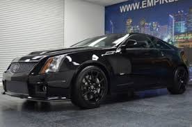 cadillac cts 2011 for sale 2011 cadillac cts coupe second used cars for sale