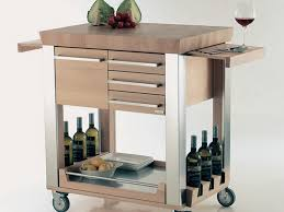 kitchen small kitchen island cart movable kitchen island