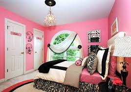 Gorgeous Bedrooms Zebra Print Room Theme Home Decorating Ideas Pink Leopard Bedding