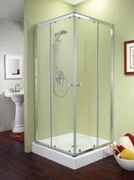 Shower Door 36 Fleurco Banyo Amalfi Square 36 X 36 Frameless Corner Entry
