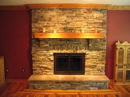 stone fireplace hearths stone fireplace ideas for natural look