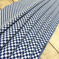 Blue Plaid Kitchen Curtains by Blue And White Checkered Curtains U2013 Amsterdam Cigars Com