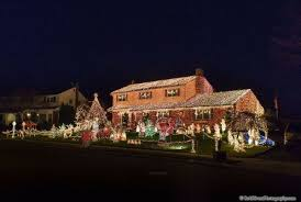 christmas displays the most festive christmas lights displays in nj for 2017