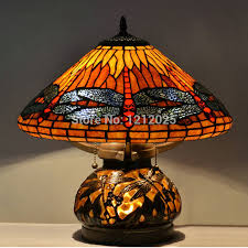 antique stained glass lamps lighting and ceiling fans
