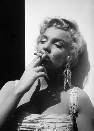 was marilyn monroe really a smoker immortal marilyn
