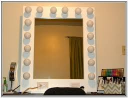Tabletop Vanity Mirrors With Lights Tabletop Vanity Mirrors With Lights Home Design Ideas