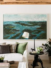 designing with wow worthy art at hgtv dream home hgtv dream home
