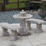 concrete table and benches price concrete table and benches price patio cooler table glass top patio