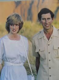 Prince Charles Princess Diana March 21 1983 Prince Charles U0026 Princess Diana At Ayers Rock In