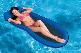 canapé gonflable piscine fauteuil de piscine gonflable intérieur déco