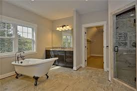 should you pick the same finishes for all your bathrooms ndi