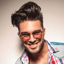 faca hair cut 40 favorite haircuts for men with glasses find your perfect style