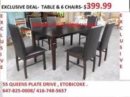 kitchen furniture toronto buy or sell dining table sets in toronto gta furniture