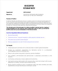 Territory Manager Job Description Resume Job Description Sample