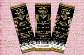 great gatsby party invitations afoodaffair me