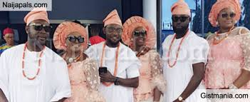 comedian ay shows his beautiful younger at parent s