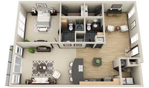 2 3d floor plan gallery 3dplans com