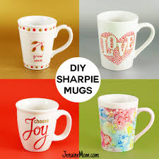 personlized gifts diy sharpie mugs for easy personalized gifts maker