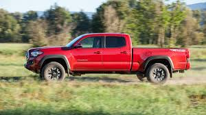 Toyota Tacoma Double Cab Long Bed 2016 Toyota Tacoma Trd Off Road Double Cab Review Autoweek
