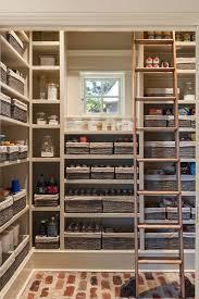 outstanding kitchen pantry ideas with basket storage organization