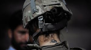 us army to ban neck tattoos cornrows and grills animal
