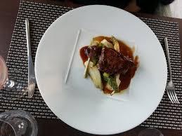 cuisine cagne filet de bœuf au banyuls asperges noisettes de pdt aux chignons