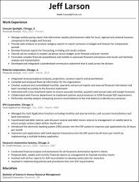 Market Research Analyst Cover Letter Sample Of Financial Analyst Resume Resume For Your Job Application