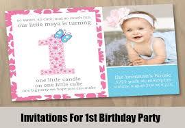 baby 1st birthday invitation images invitation design ideas