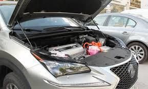 lexus is 300h gris titane lexus nx 300 h prueba de conducción manejo lexus nx test drive