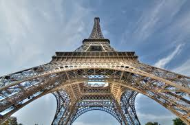 the greening of the eiffel tower
