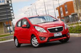 holden barina spark problems and recalls