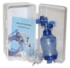 mcr medical supply bvm 3021 001 pvc polyvinyl chloride infant