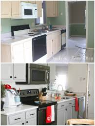 how paint kitchen cabinets time saving tips and tricks kitchen before and after