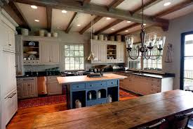 Country Kitchen Lights by 40 Elements To Utilize When Creating A Farmhouse Kitchen