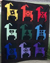 K Henblock Goat Quilt Quilts Sheep Goat Pinterest Goats Barn Quilts