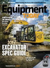 equipment today june 2017 by forconstructionpros com issuu