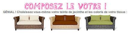 canapé écologique configurez votre canapé écologique onature mobilier et canapé