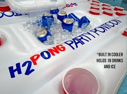 Pool Beer Pong Table by Beer Pong Big Boys Awesome Toys