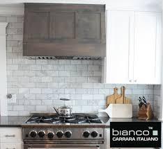 2x4 Subway Tile Backsplash by 7 50sf Carrara Carrera Bianco Honed 3x6 Subway Mosaic Tile