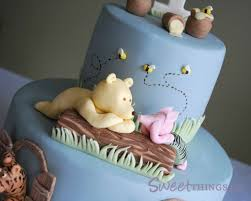106 best winnie the pooh birthday baby shower cakes images on