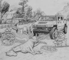 jeep artwork bad ringo u2013 art direction michael thorsby art direction