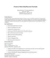 internship resume template resumes for internships for college students