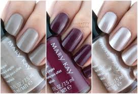 mary kay fall 2015 city modern collection nail lacquers review