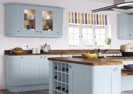 Blue And Brown Decor Kitchen Extraordinary Blue Kitchen Wall Decor Blue And Black
