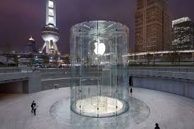 take a global tour of the 50 most eye catching apple stores curbed