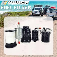 nissan elgrand accessories australia fuel filter for nissan elgrand 3 5l v6 petrol 02 on refer ryco
